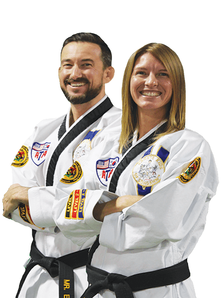 Mr. & Mrs. Edge Edge ATA Martial Arts