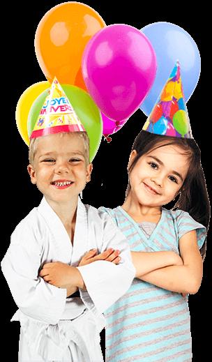Martial Arts Edge ATA Martial Arts - Birthday Parties