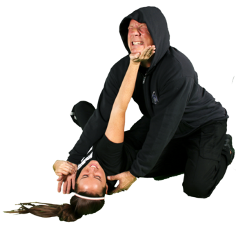 Edge ATA Martial Arts self-defense krav